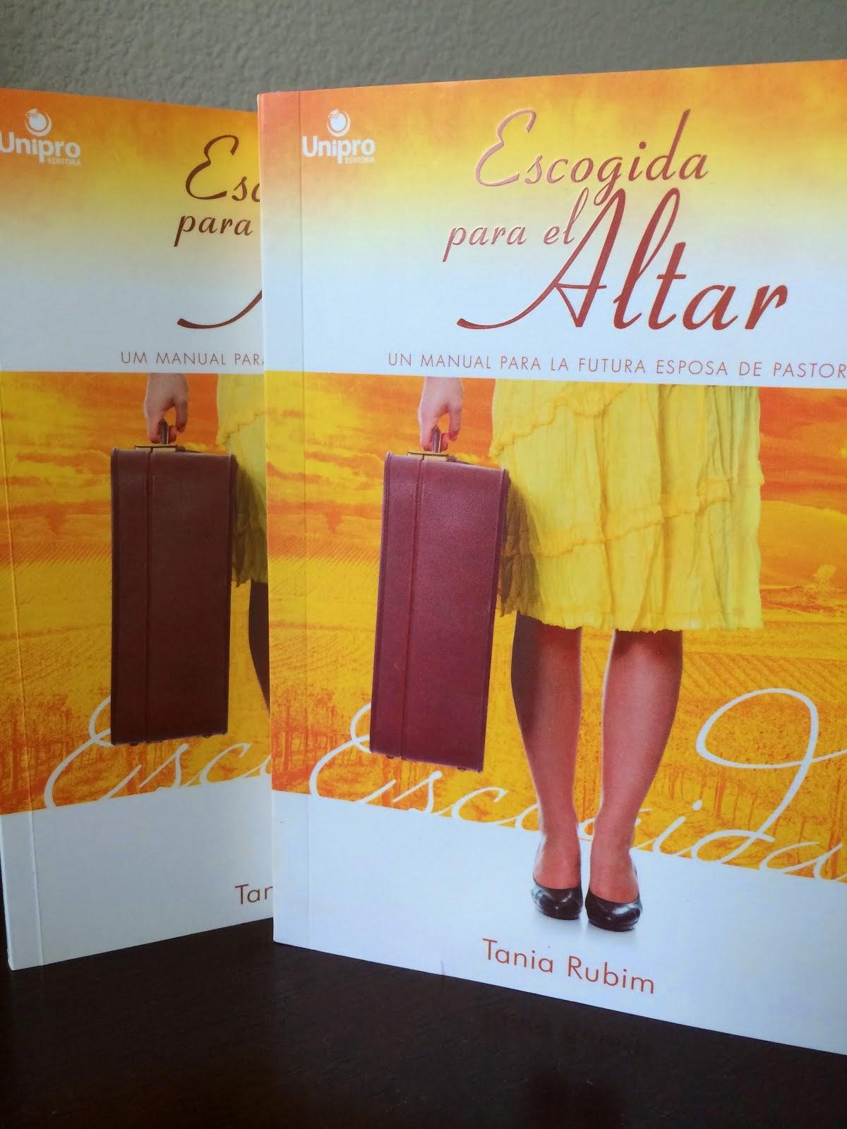 Libro Escogida para el Altar
