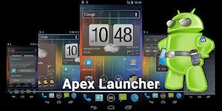 Apex Launcher Pro v2.3.1 Apk Terbaru