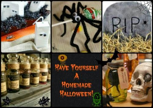 Have Yourself  Homemade Halloween