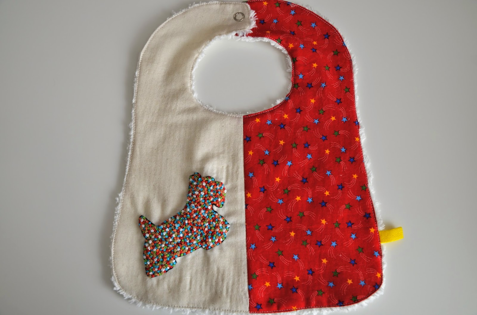 Unique boy bib by MADE BY Y