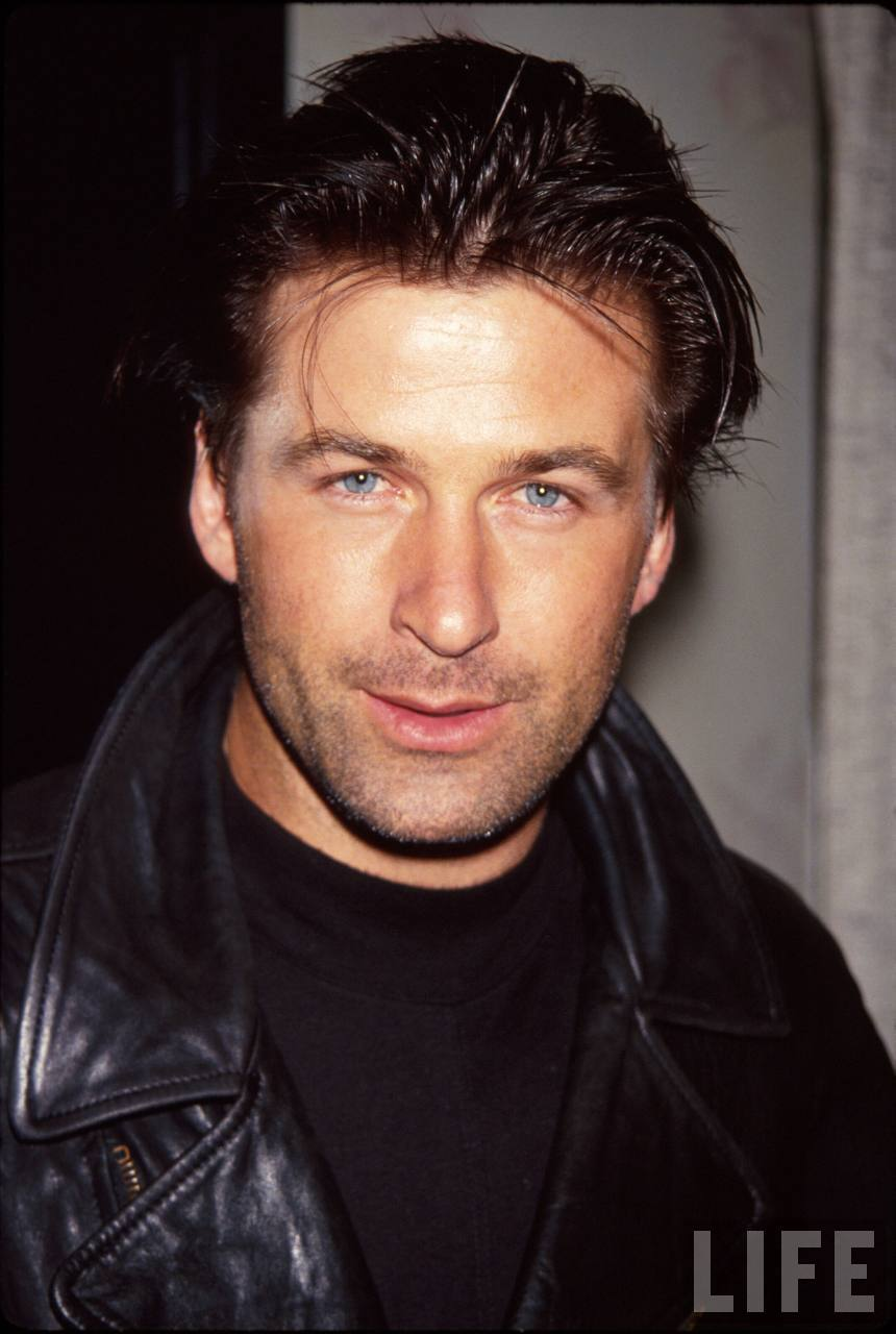 Young Alec Baldwin