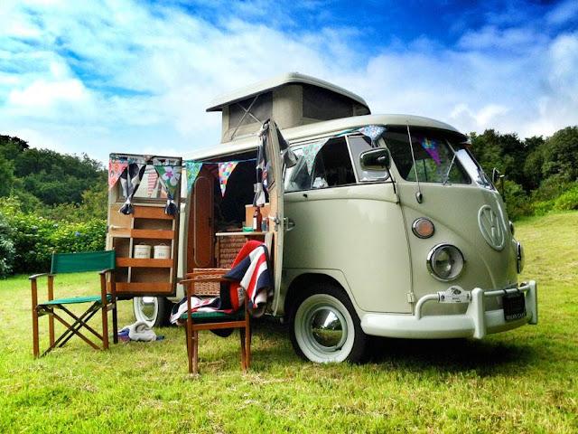 Volkswagen 1967 Westfalia Camper