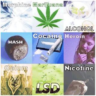 Macam-macam Narkoba: Narkotika Golongan 1