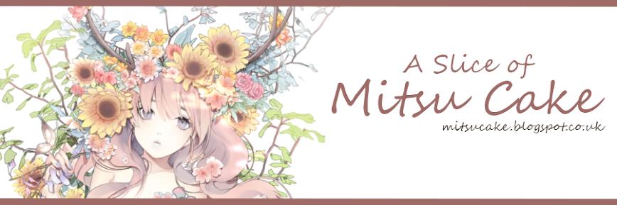A Slice of Mitsu Cake