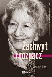http://lubimyczytac.pl/ksiazka/236916/zachwyt-i-rozpacz-wspomnienia-o-wislawie-szymborskiej