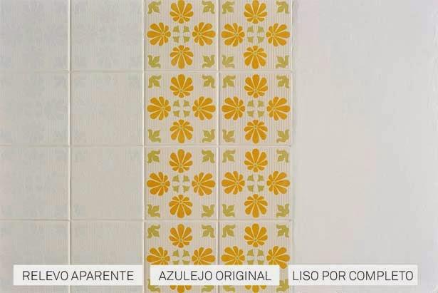 Arte com quiane paps e moldes de artesanato como for Como pintar azulejos