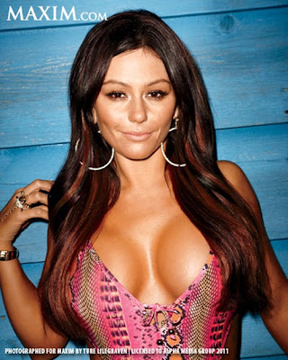 JWoww - Maxim January 2012 Jersey Shore Sexy