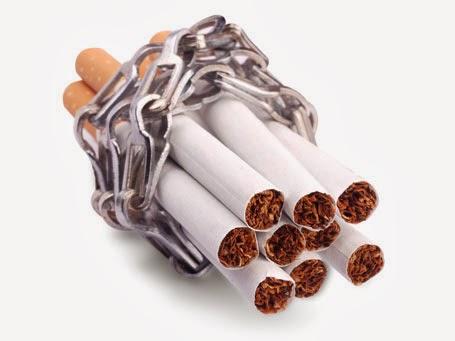 He dejado a fumar con tabeks