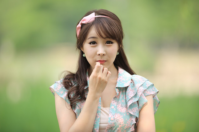 6 Girl Next Door - Kim Ji Min-very cute asian girl-girlcute4u.blogspot.com