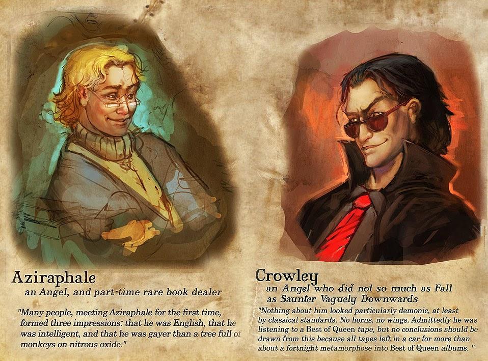 http://juliedillon.deviantart.com/art/Aziraphale-and-Crowley-55328304