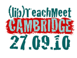 Cambridge Library TeachMeet logo