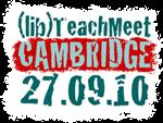 Cambridge Library TeachMeet logo
