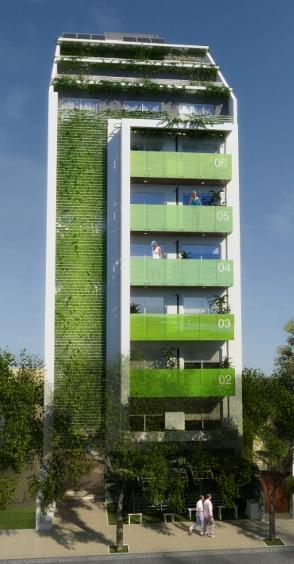 Arquitectura nacional sustentabilidad en cordoba for Terrazas novedosas