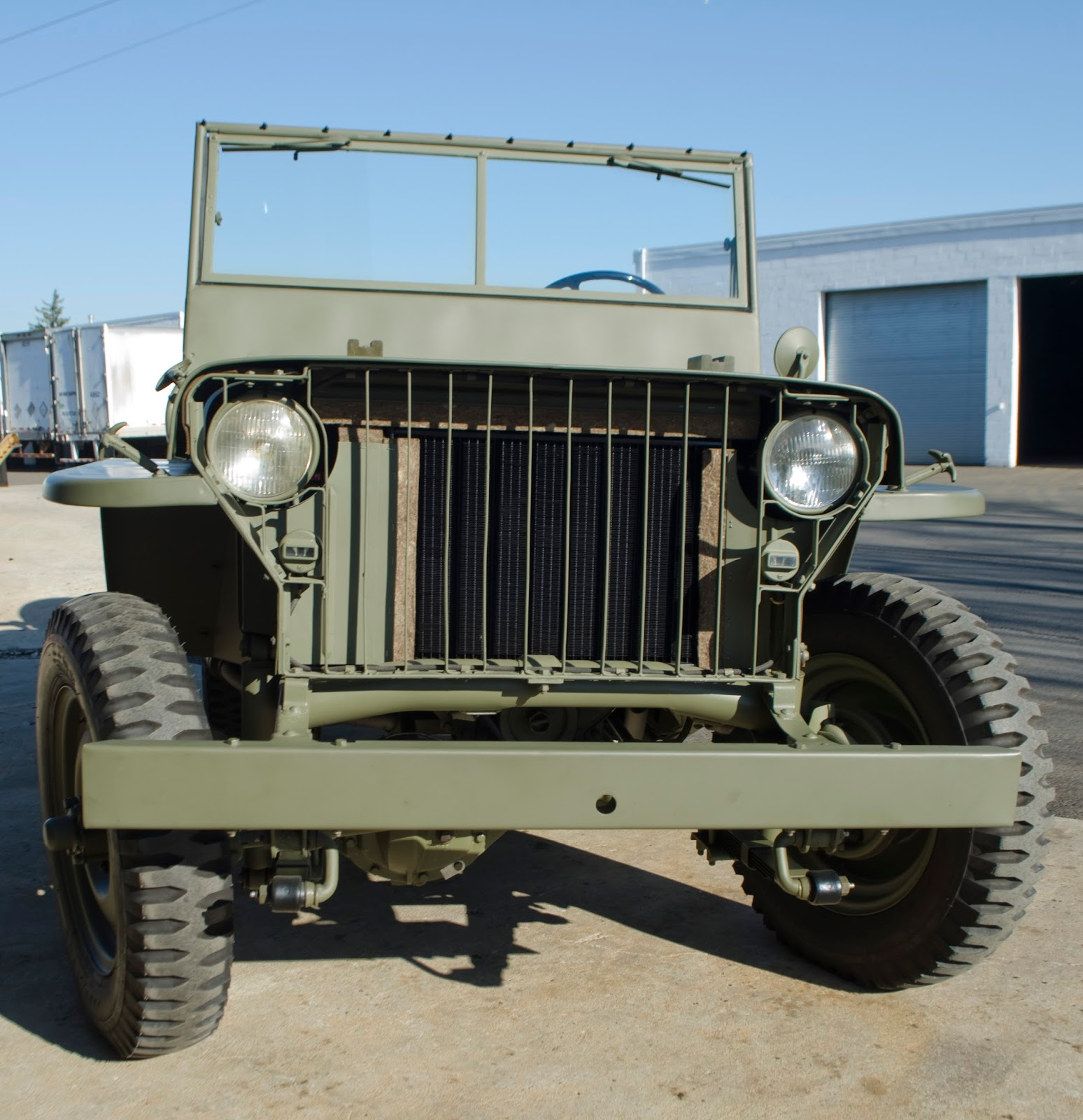 War Jeep Stories: The Original Willys Jeep | 1941 Slat ...