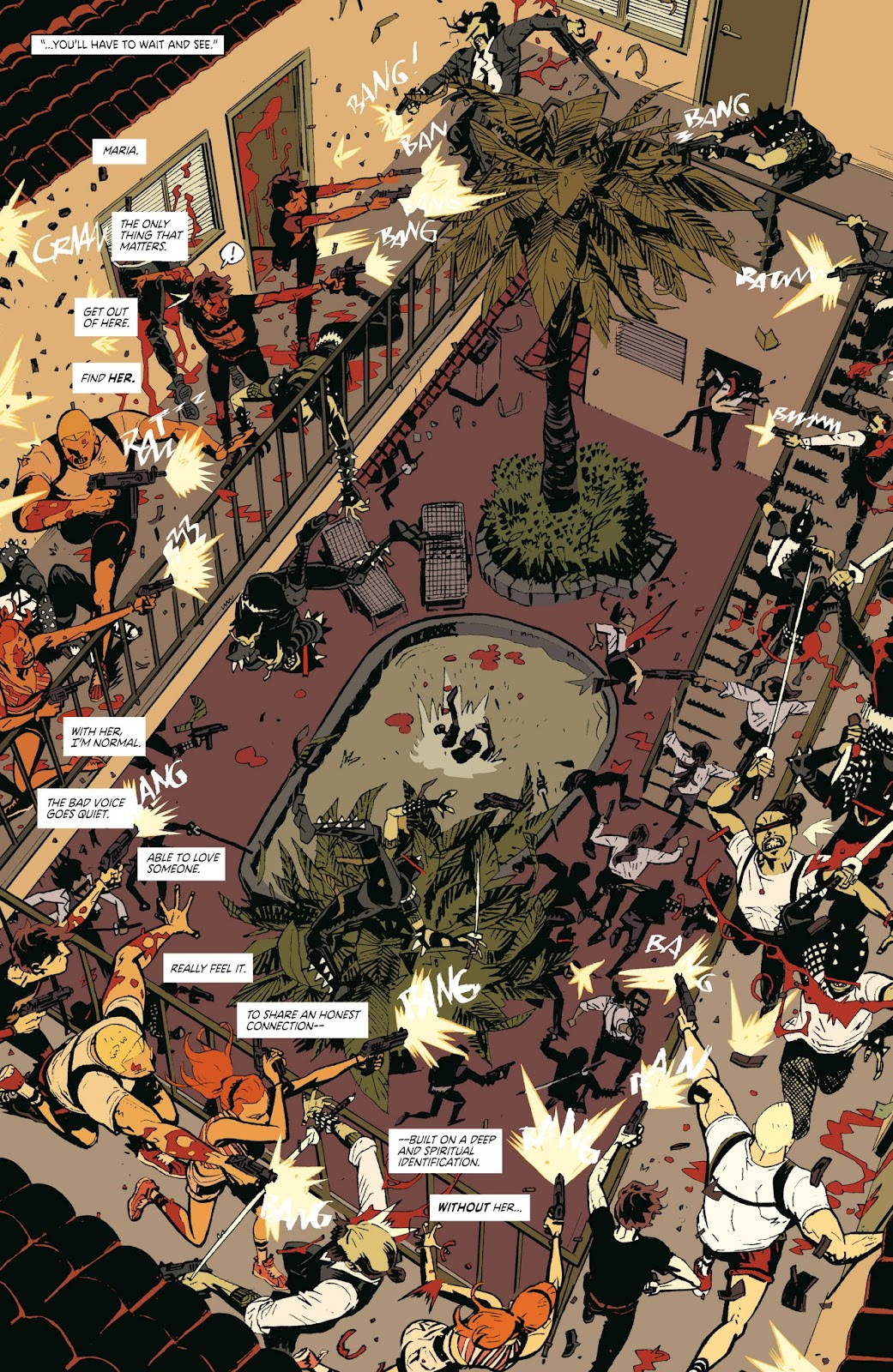 Read online Deadly Class comic -  Issue #32 - 17