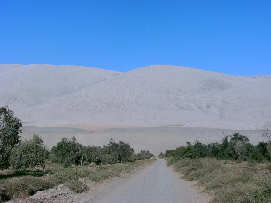 Valle de Mochica