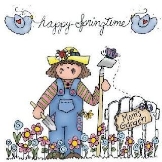 Imagem para decoupage de jardineira