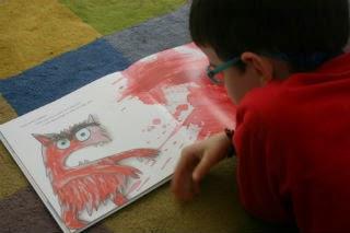 Llibre infantil El monstre de colors