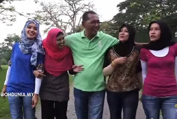 Isteri Kedua Nikah Lain - Salih Yaacob Kini Tinggal '3 Isteri'