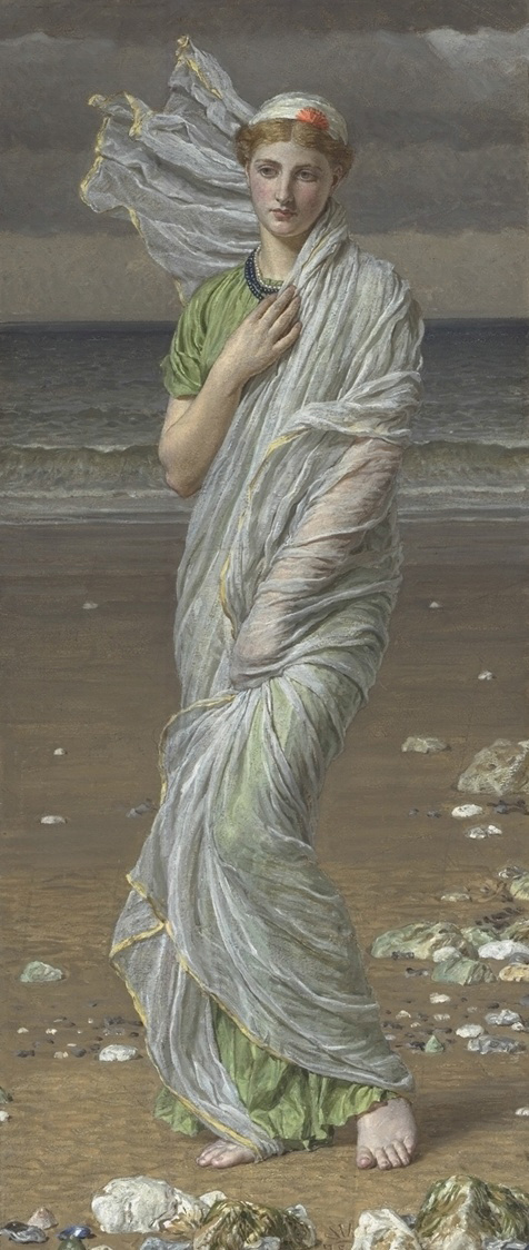 albert moore seashells