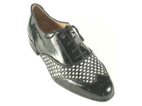 Ανδρικά παπούτσια τανγκο Αργεντινής Don Zoilo (175 euro)