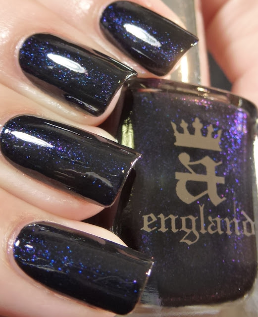 Lady Of Shalott, a-england, Gothic Beauties, swatch