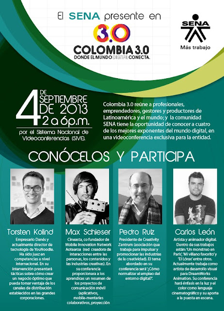 Colombia 3.0 2013