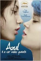 Filme Azul É A Cor Mais Quente Dublado AVI BDRip