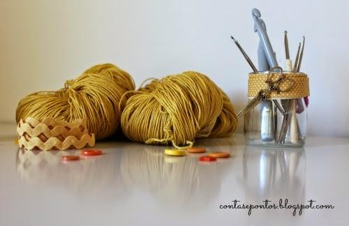 crochet, novo projecto