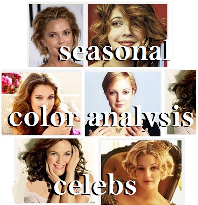 seasonal color celebs
