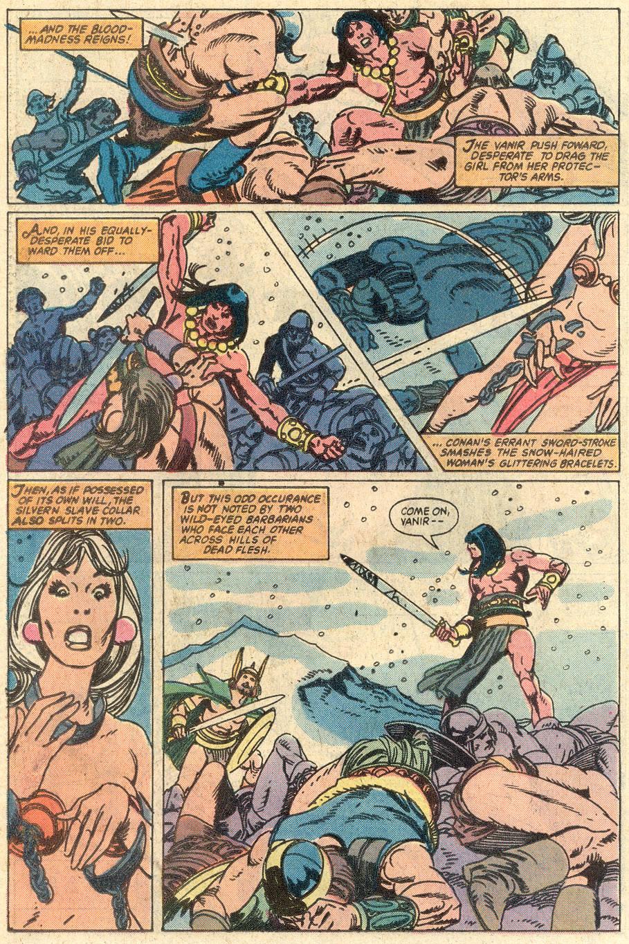 Conan the Barbarian (1970) Issue #127 #139 - English 16
