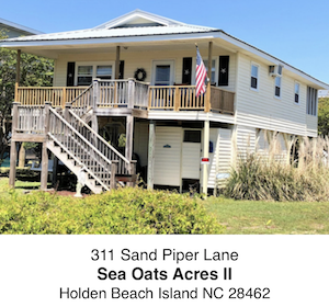 Sea Oats Acres II HBI