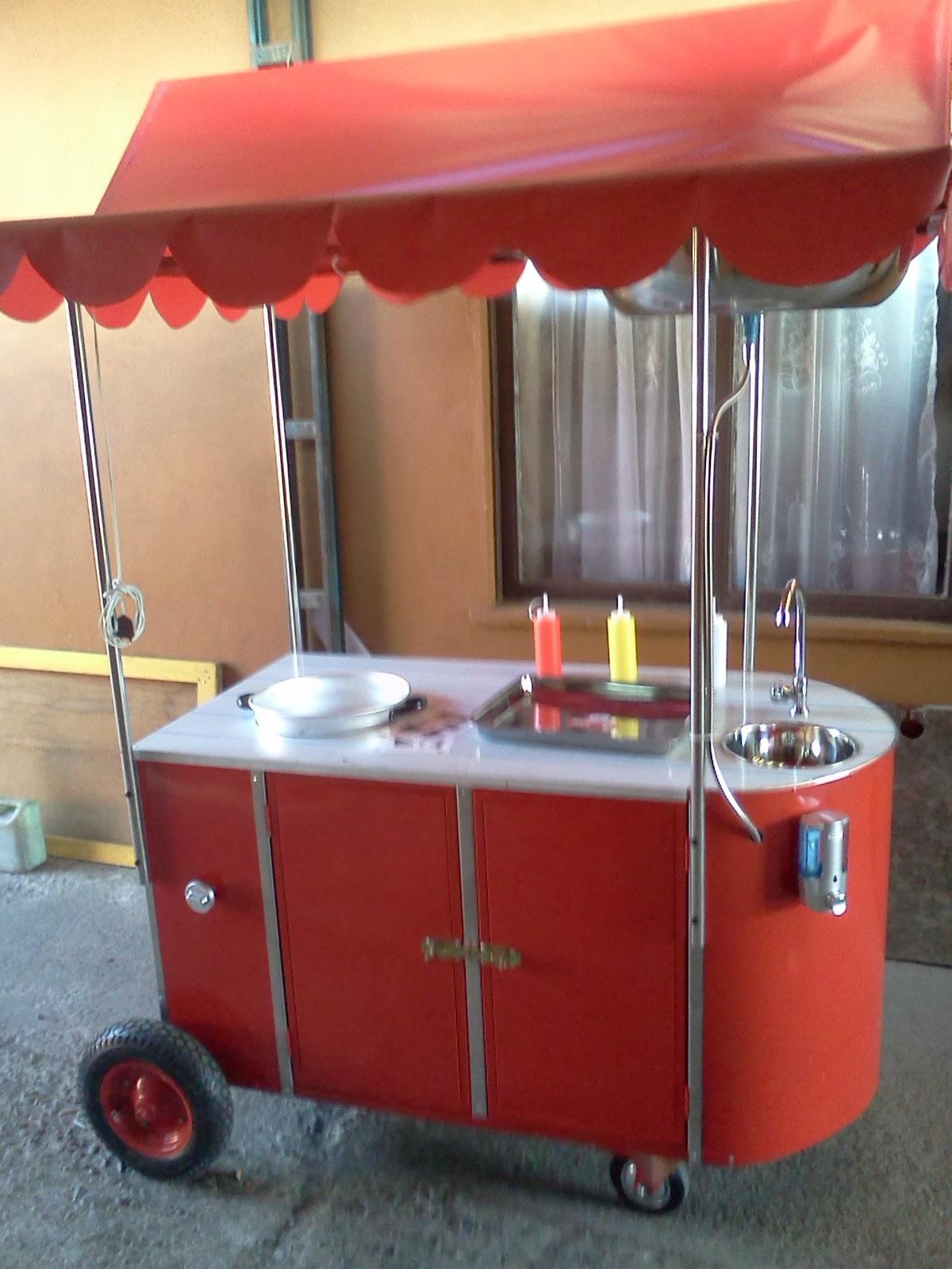 carro fritura