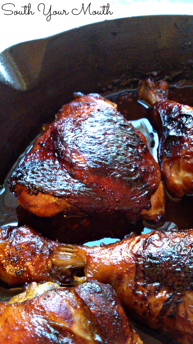 how to cook seasoned boneless checken thighs
