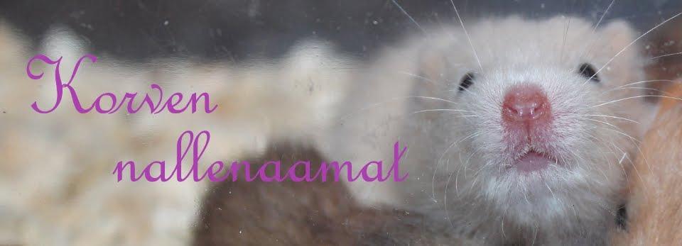 Hamsteri blogimme