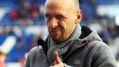Stanis é o novo técnico do 1.FC Köln.