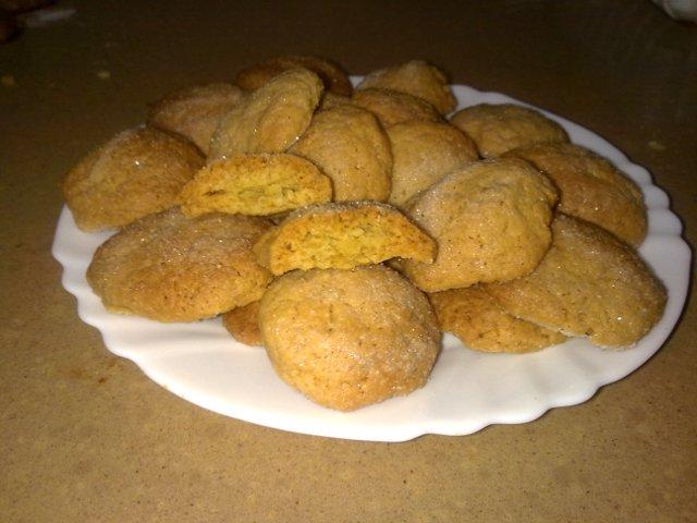 galletas caseras con aceite