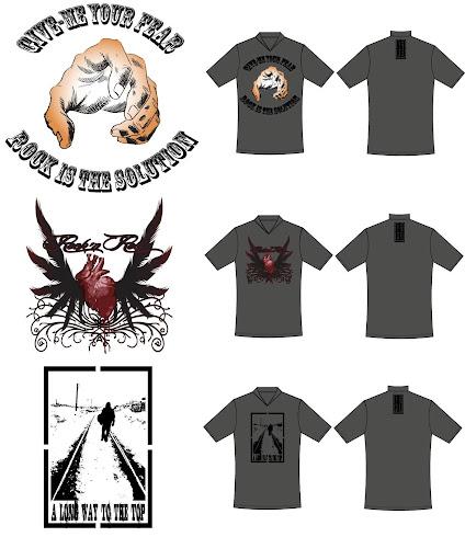 Graffs Rock Wear | Parceiro Scavengers | Blumenau/SC