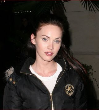 10 Celebrities who REALLY look great without make upMegan Fox 2012 No Makeup