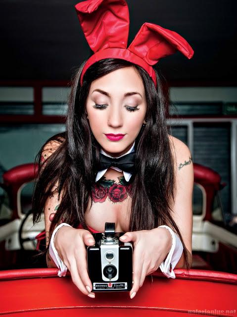 Daniela Bos Revista Playboy México Junio 2015 - Edición Especial