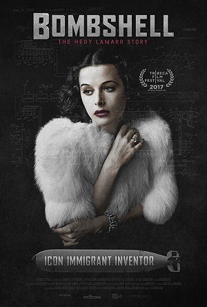 Bombshell - A História de Hedy Lamarr - Legendado Filmes Torrent Download capa