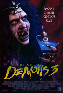 Ver online:La noche de los demonios 3 (Demon House / Night of the Demons 3) 1997