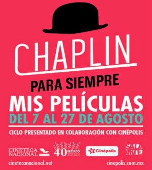 Chaplin en los Tiempos Modernos