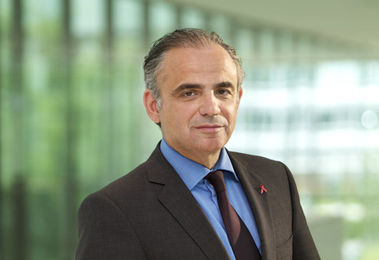 Luiz Loures, médico brasileiro que foi nomeado vice-diretor executivo da Unaids, agência das Nações Unidas para a doença (Foto: Nicolas Lieber/Divulgação)