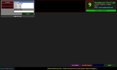 Sombrero Net Bill Premium R3 Client