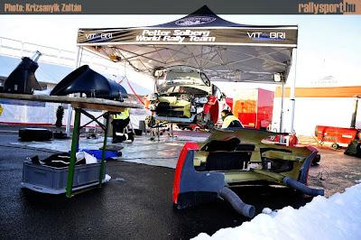 WRC suecia solberg citroen