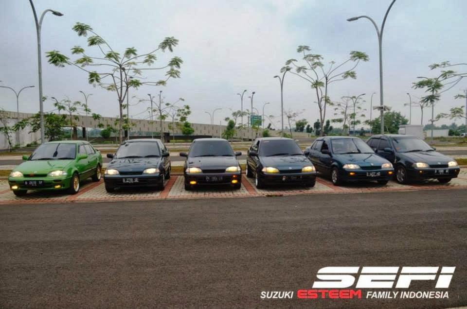 Gallery Pendirian Komunitas Suzuki Esteem Family Indonesia