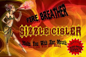 Sizzle Cisler The Fire Breather