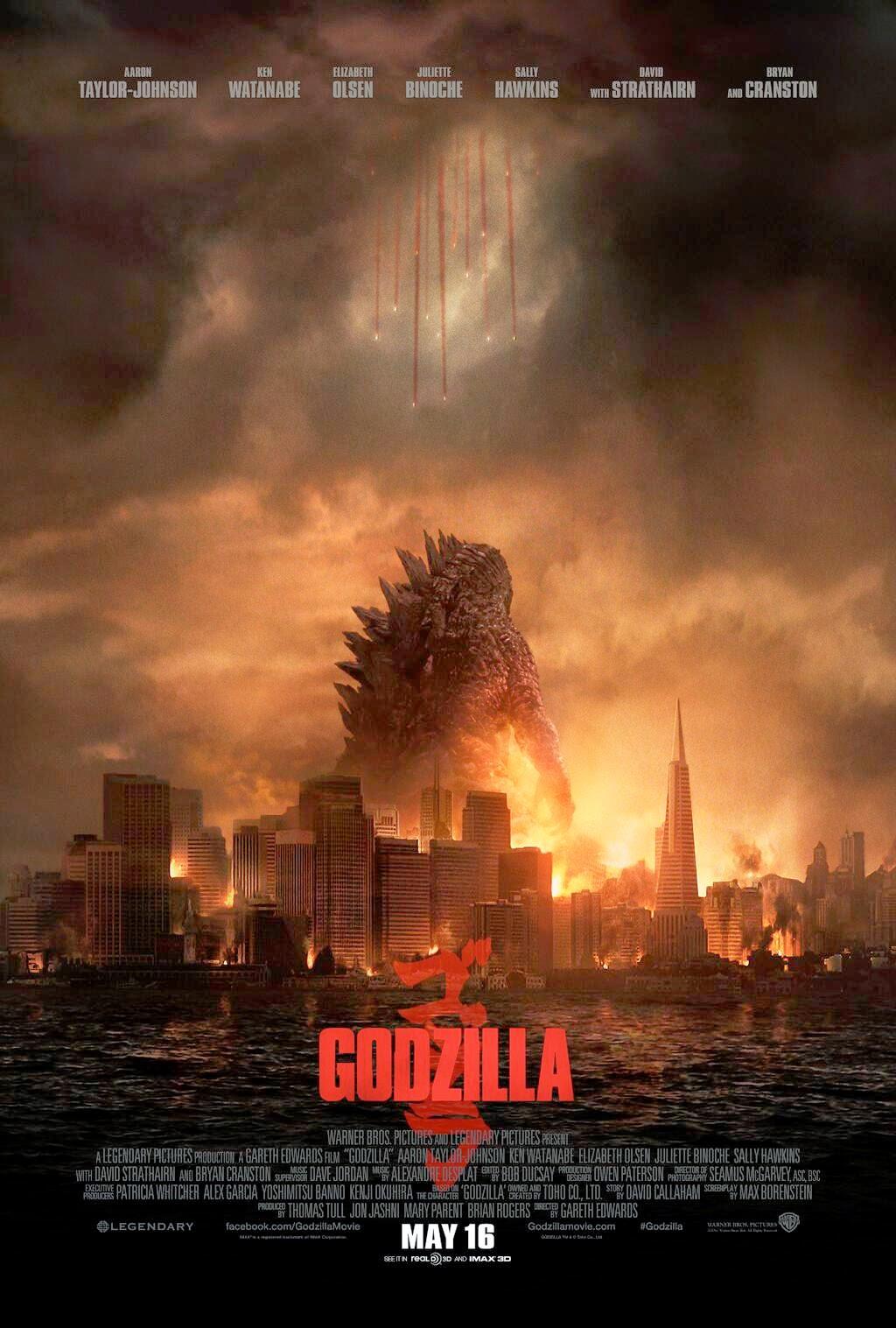 Pelicula Online Godzilla