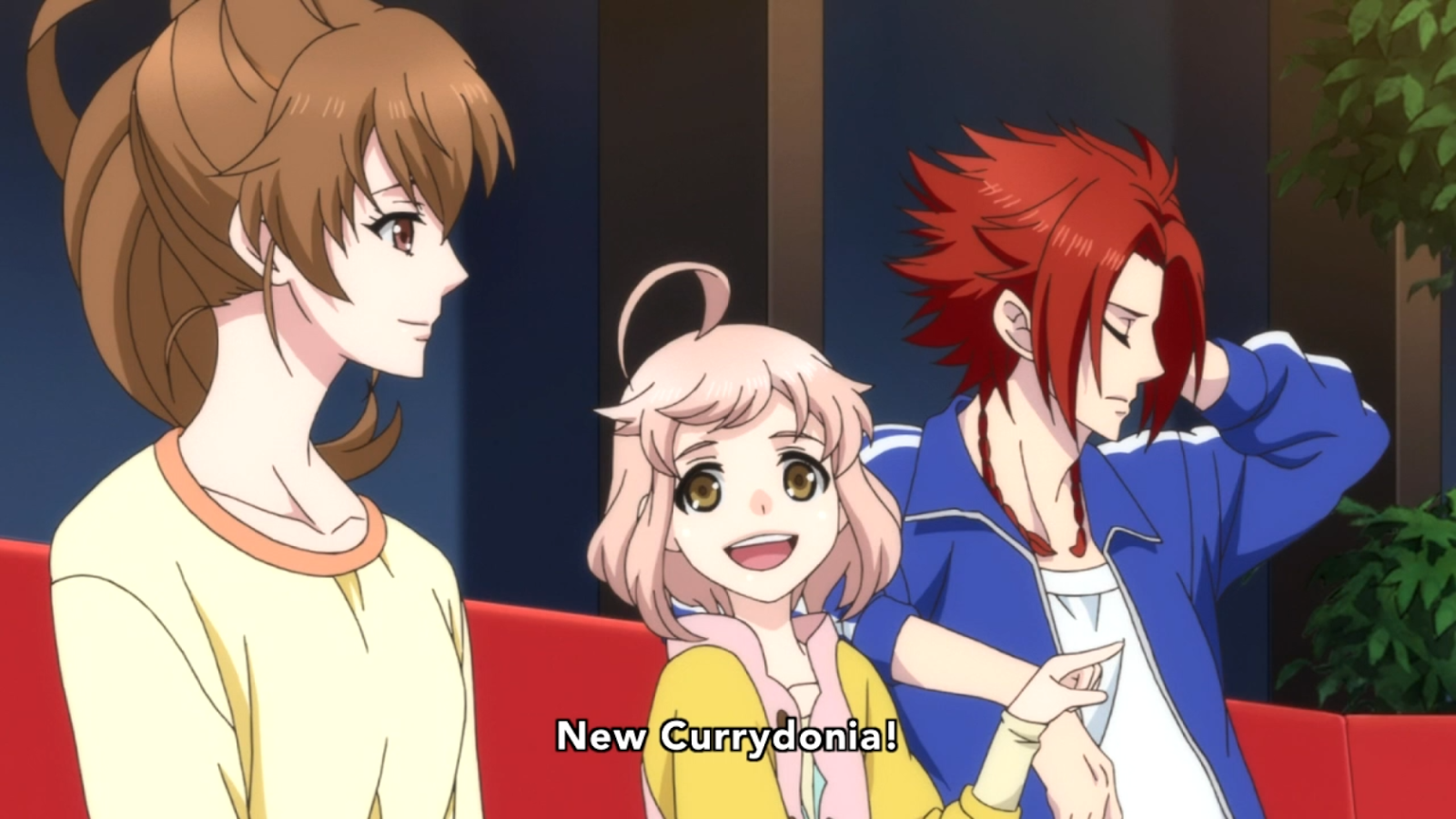 Brothers Conflict Episode  The Obligatory School Festival Episode Tranny San In Male Clothing  E  A
